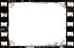 grunge рамки пленки Стоковое Фото