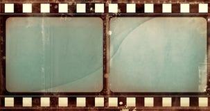 grunge рамки пленки Стоковые Изображения RF