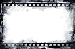 grunge рамки пленки Стоковые Фотографии RF