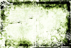 grunge рамки фотографическое Стоковая Фотография RF