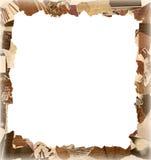 grunge рамки Стоковые Фотографии RF