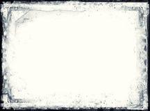 grunge рамки Стоковое Изображение RF