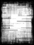 grunge рамки Стоковая Фотография RF