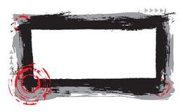 grunge рамки Стоковое фото RF