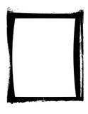 grunge рамки Стоковые Изображения