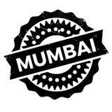 Grunge резины штемпеля Мумбая Стоковые Изображения RF