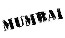 Grunge резины штемпеля Мумбая Стоковые Фото