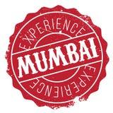 Grunge резины штемпеля Мумбая Стоковое фото RF
