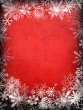 grunge рождества предпосылки Стоковые Фото