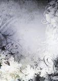 grunge сини предпосылки Стоковая Фотография
