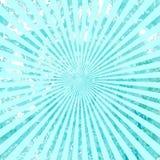 Grunge Солнце Sunburst излучает текстуру предпосылки вектор Стоковое Изображение
