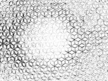 Grunge структуры куба Стоковое фото RF