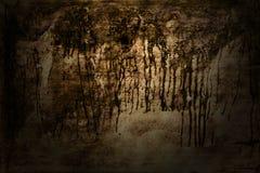 grunge темноты предпосылки Стоковые Изображения