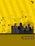 grunge урбанское Стоковое фото RF
