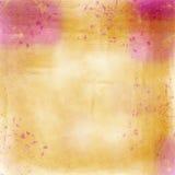 grunge фона цветастое шаловливое Стоковая Фотография