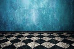 grunge δωμάτιο Στοκ εικόνα με δικαίωμα ελεύθερης χρήσης