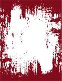 grunge 09 границ Стоковые Изображения RF