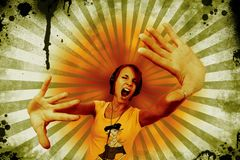 Grunge 1 Stock Photos