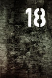 grunge 18 Arkivfoton