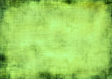 Зеленая предпосылка grunge Стоковые Фото