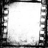 Grunge影片背景 库存图片