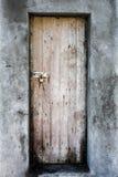 门grunge 免版税图库摄影