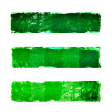 grunge 3 знамен иллюстрация штока