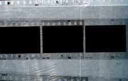 Grunge 35mm fotoramar Royaltyfri Fotografi