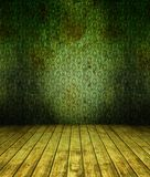 grunge 3d Tapete Lizenzfreie Stockbilder