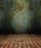 grunge 3d Tapete Lizenzfreies Stockbild