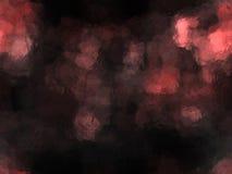 красный цвет grunge предпосылки темный Стоковое Изображение RF