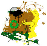 Grunge Stock de ilustración