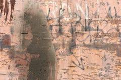 стена grunge предпосылки Стоковое фото RF