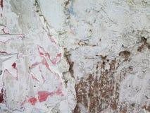 Предпосылка стены Grunge Стоковое Фото