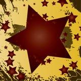 Grunge Abdeckunghintergrund Lizenzfreies Stockbild
