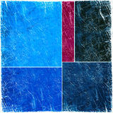 Grunge abstract background. Color grunge scratched abstract background Royalty Free Stock Photography