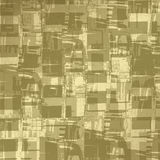 Grunge abstract background with art image Stock Image