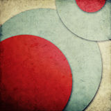 Abstract background with circles. Illustration Royalty Free Stock Images