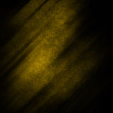Grunge abstract background dark and yellow. Stock Photos