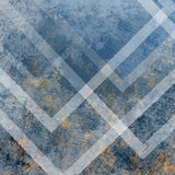 Grunge abstract background. Geometric shapes Royalty Free Stock Photo