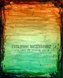 Grunge Abstract background sratched and worn Royalty Free Stock Images