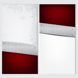 Grunge abstract banner Royalty Free Stock Images