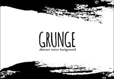 Grunge abstract banner for design background Royalty Free Stock Image