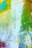 Grunge abstract colored style background texture for design royalty free stock photography