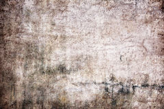 Grunge abstract grey wall background. For multiple uses Royalty Free Stock Images