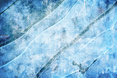 Grunge abstract ice background Royalty Free Stock Photography