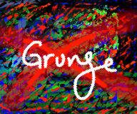 Grunge abstract Royalty Free Stock Photos