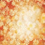 Grunge Abstract New Year's background Stock Image
