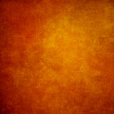 Grunge abstract orange background Stock Photography