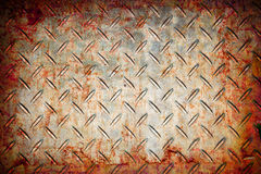 Grunge abstract rusty metal pattern background royalty free stock photography